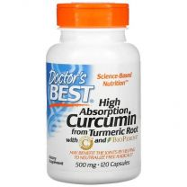Doctors Best High Absorption Curcumin