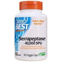 Doctors Best Serrapeptase 40000 SPU