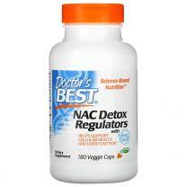 Doctors Best NAC Detox Regulators
