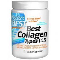Doctors Best Collagen Types 1 3 Powder