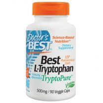 Doctors Best L-Tryptophan with TryptoPure