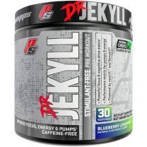 Dr. Jekyll - Stimulant Free - THT 07/2021