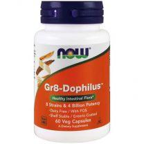 Gr8-Dophilus Probiotica NOW Foods