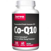 Jarrow Formulas Co-Q10 200mg