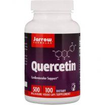 jarrow quercetine 500 mg 100 veggie caps