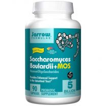 Jarrow Formulas Saccharomyces Boulardii MOS
