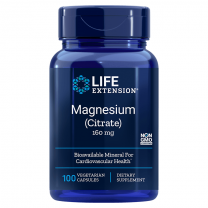 Life Extension Magnesium Citrate 160mg