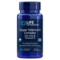 Life Extension Super Selenium Complex 200 mcg