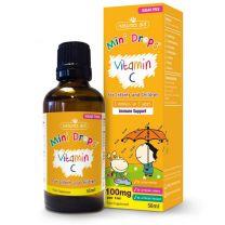 vitamine C druppels baby en kind