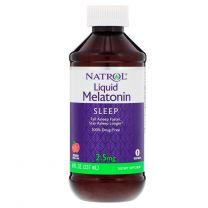 Natrol Melatonine Liquid 25 mg