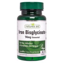 Natures Aid Iron Bisglycinate