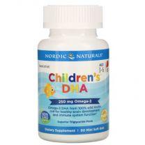 Children's DHA, 250mg, Strawberry