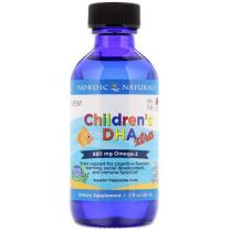 Children's DHA Xtra, 880mg, Berry Punch