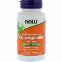 now foods ashwagandha 450mg
