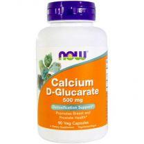 calcium d-glucarate 500 mg now foods