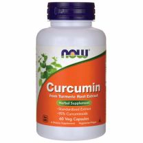 NOW Foods Curcumine 665mg