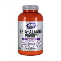 NOW Foods Beta-Alanine 100 Pure Powder