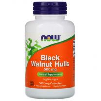 Black Walnut Hulls, 500mg