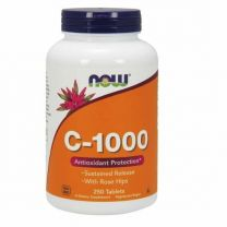 NOW Foods C-1000 met 100 mg Bioflavonoiden
