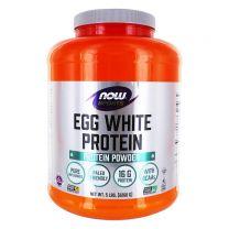 NOW Foods Eggwhite Protein Naturel