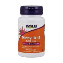 NOW Foods Methyl B-12 1000mcg