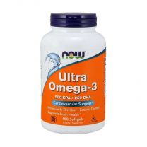 NOW Foods Ultra Omega-3