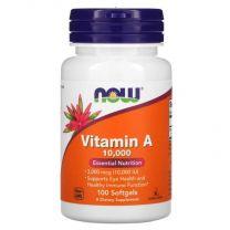 NOW Foods Vitamin A 10000IU