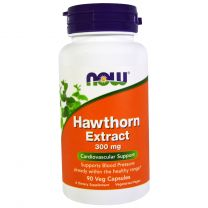 NOW Foods Hawthorn Extract 300 mg