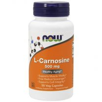 NOW Foods L-Carnosine 500 mg