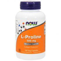 NOW Foods L-Proline 500mg