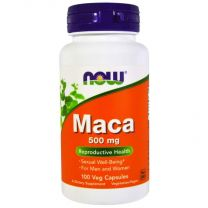 maca 500 mg now foods