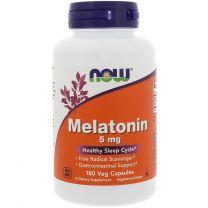 NOW Foods Melatonin 5mg