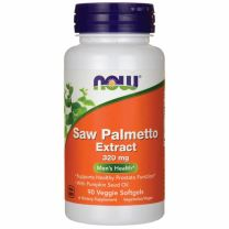NOW Foods Saw Palmetto Extract 320mg