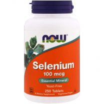 selenium 100 mcg NOW foods