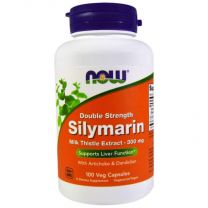 NOW Foods Silymarin Double Strength 300 mg