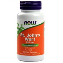 NOW Foods St Johns Wort 300mg