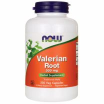 NOW Foods Valerian Root 500mg