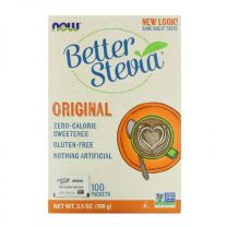 NOW Foods Better Stevia Extract Packets