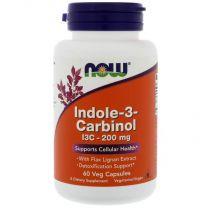 NOW Foods Indole-3-Carbinol 200mg