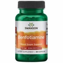 Benfotiamine, 160 mg